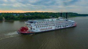 American Queen Boat
